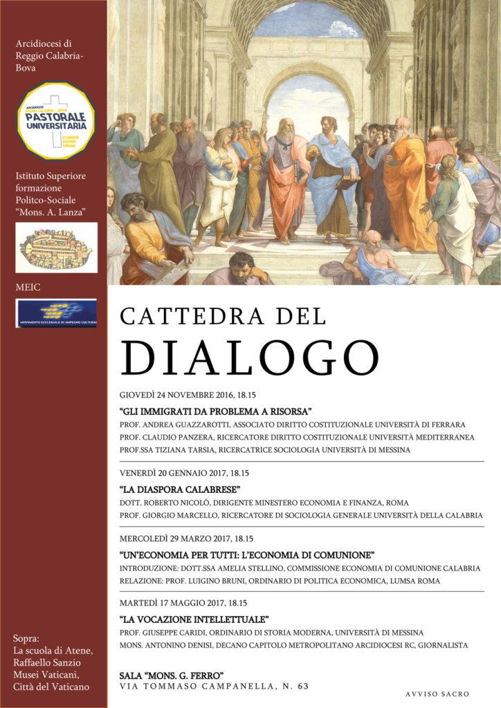 Cattedra del Dialogo